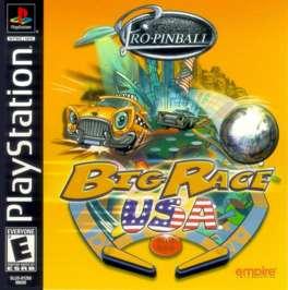 Pro Pinball: Big Race USA - PlayStation - Used