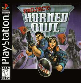 Project: Horned Owl - PlayStation - Used
