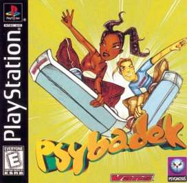 Psybadek - PlayStation - Used