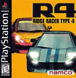 R4: Ridge Racer Type 4 - PlayStation - Used