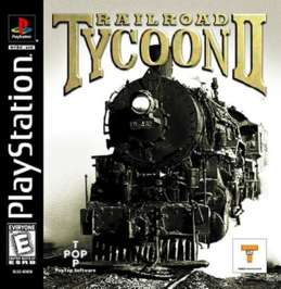 Railroad Tycoon II - PlayStation - Used