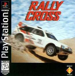 Rally Cross - PlayStation - Used