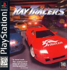 Ray Tracers - PlayStation - Used