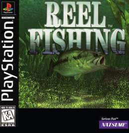 Reel Fishing - PlayStation - Used