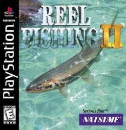 Reel Fishing II - PlayStation - Used