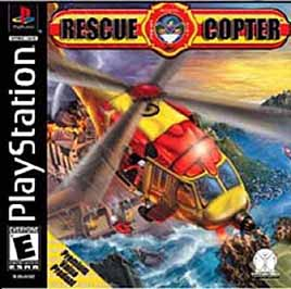 Rescue Copter - PlayStation - Used