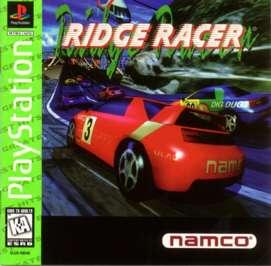 Ridge Racer - PlayStation - Used