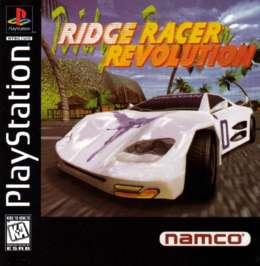 Ridge Racer Revolution - PlayStation - Used