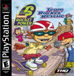 Rocket Power: Team Rocket Rescue - PlayStation - Used