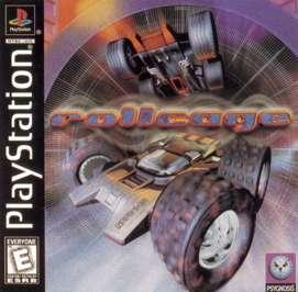 Rollcage - PlayStation - Used