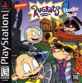 Rugrats Studio Tour - PlayStation - Used