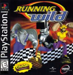 Running Wild - PlayStation - Used