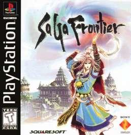 Saga Frontier - PlayStation - Used