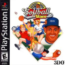Sammy Sosa's Softball Slam - PlayStation - Used