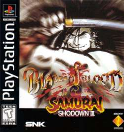 Samurai Shodown III: Blades of Blood - PlayStation - Used