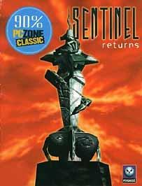 Sentinel Returns - PlayStation - Used