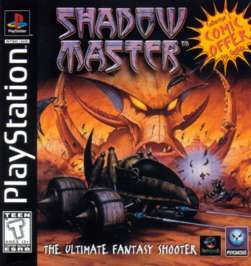 Shadow Master - PlayStation - Used