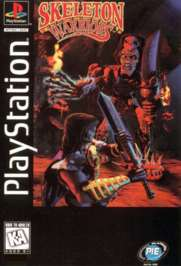 Skeleton Warriors - PlayStation - Used