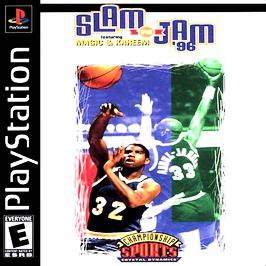 Slam 'n Jam '96 - PlayStation - Used