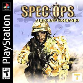 Spec Ops: Airborne Commando - PlayStation - Used
