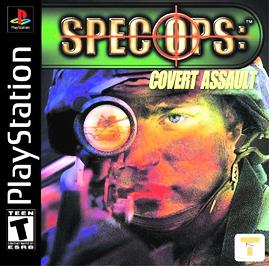 Spec Ops: Covert Assault - PlayStation - Used