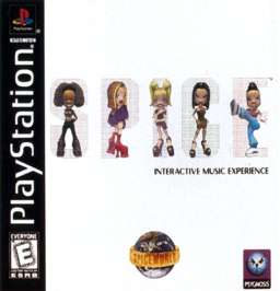 Spice World - PlayStation - Used