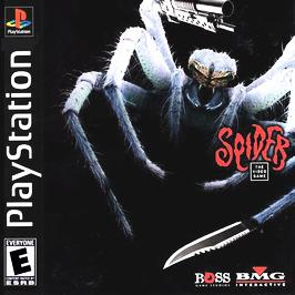 Spider - PlayStation - Used