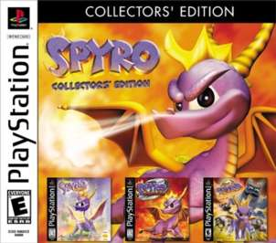 Spyro: Collector's Edition - PlayStation - Used
