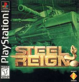 Steel Reign - PlayStation - Used