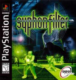 Syphon Filter - PlayStation - Used