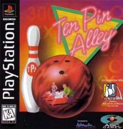 Ten Pin Alley - PlayStation - Used