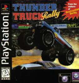 Thunder Truck Rally - PlayStation - Used