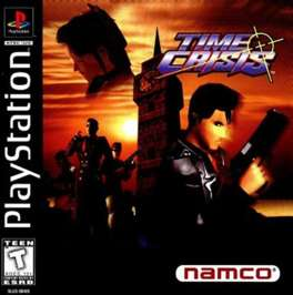 Time Crisis: Project Titan - PlayStation - Used