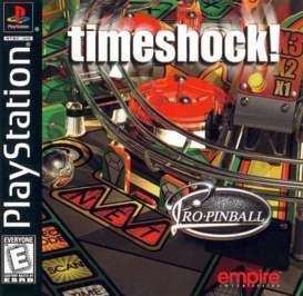 Timeshock! Pro-Pinball - PlayStation - Used