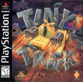 Tiny Tank: Up Your Arsenal - PlayStation - Used