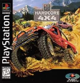 TNN Motorsports Hardcore 4X4 - PlayStation - Used