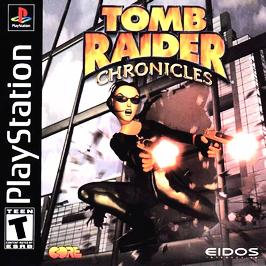 Tomb Raider Chronicles - PlayStation - Used
