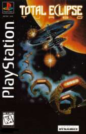 Total Eclipse Turbo - PlayStation - Used