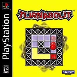 Turnabout - PlayStation - Used