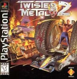 Twisted Metal 2 - PlayStation - Used
