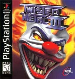 Twisted Metal 3 - PlayStation - Used