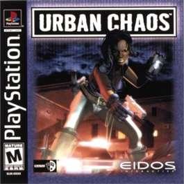 Urban Chaos - PlayStation - Used