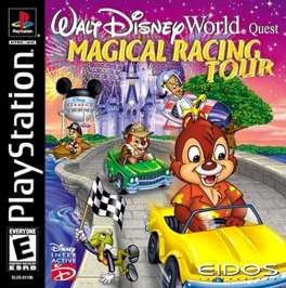 Walt Disney World Quest: Magical Racing Tour - PlayStation - Used