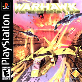 Warhawk - PlayStation - Used
