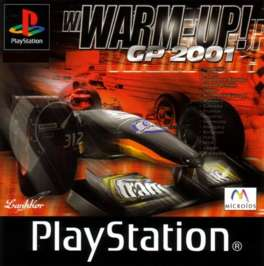 Warm Up! GP 2001 - PlayStation - Used