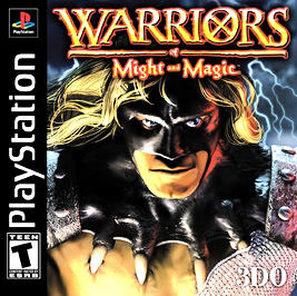 Warriors of Might and Magic - PlayStation - Used