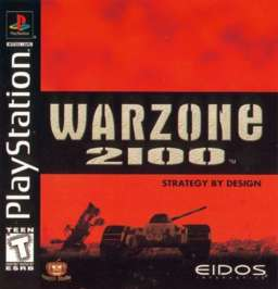 Warzone 2100 - PlayStation - Used
