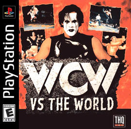 WCW vs. The World - PlayStation - Used