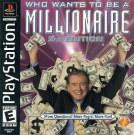 Who Wants To Be A Millionaire - PlayStation - Used