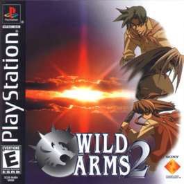 Wild ARMs 2 - PlayStation - Used